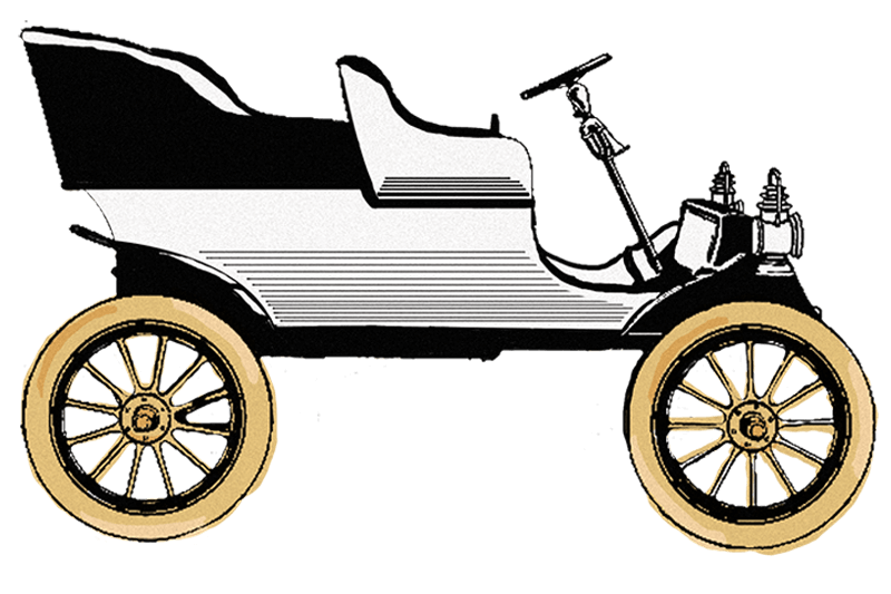 Model T illustration