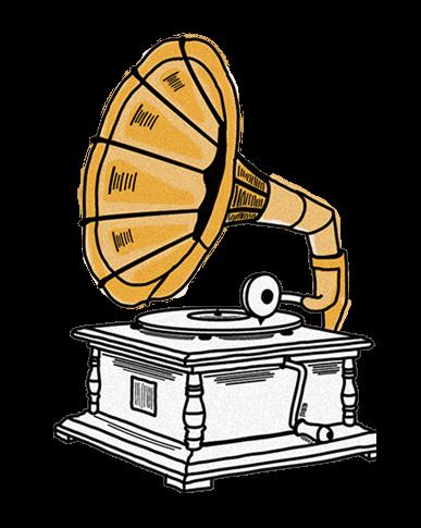 Phonograph illustration