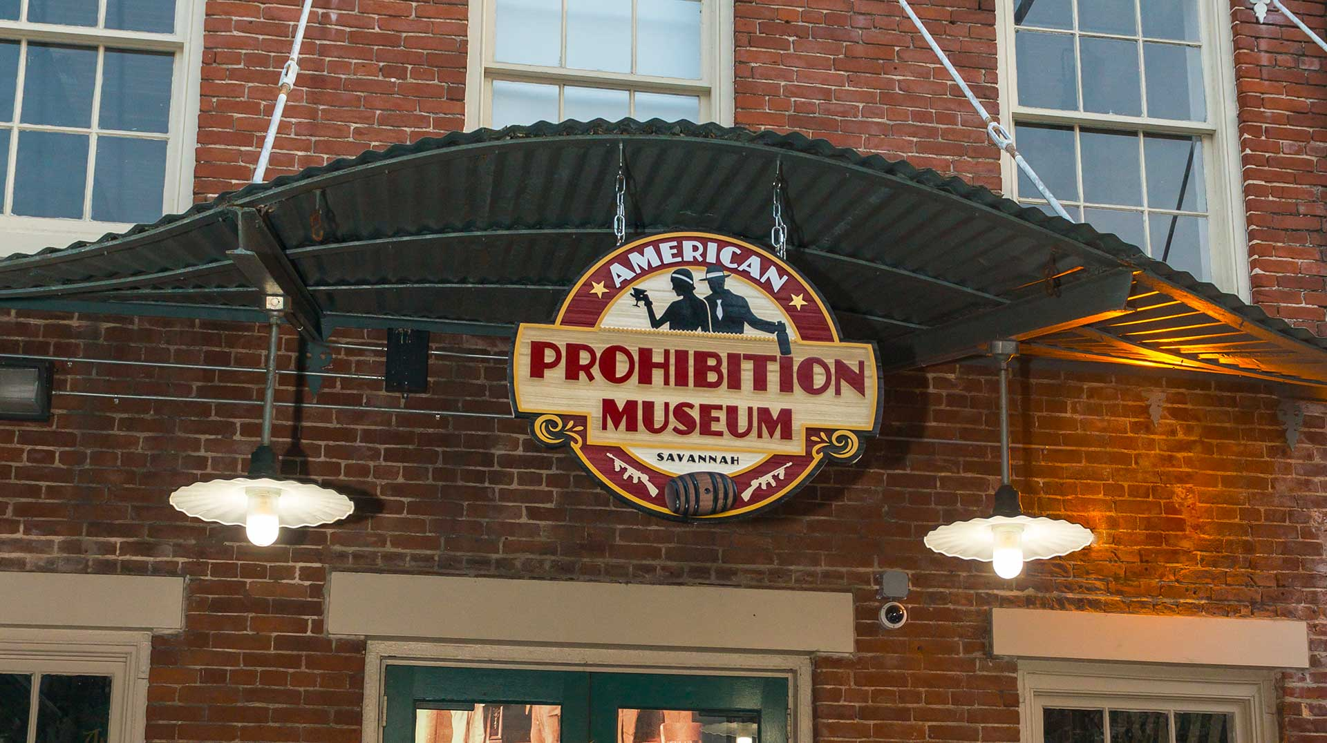 american prohibition entrance