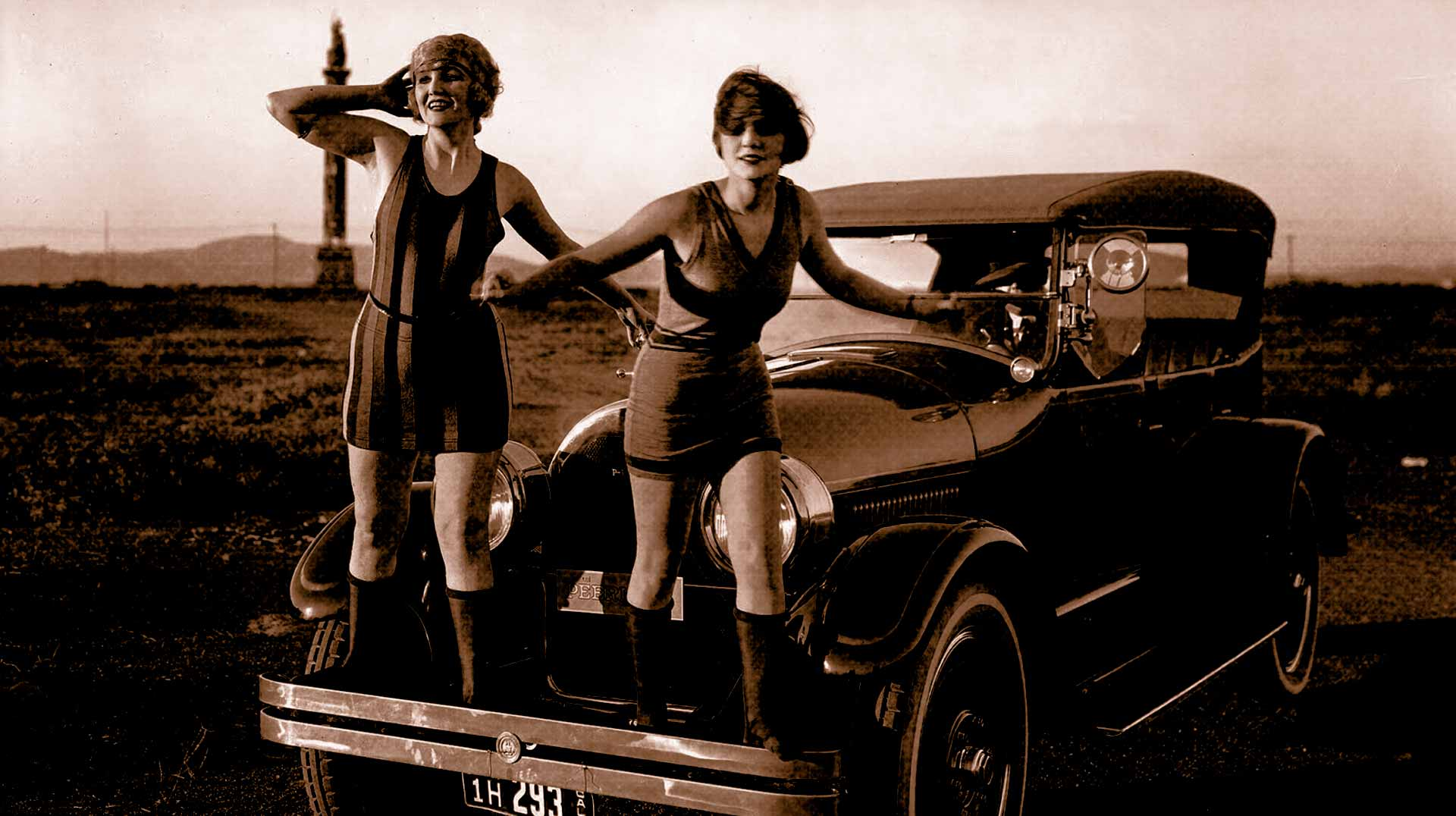 flapper girls in the prohibition era